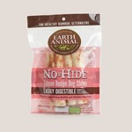 "Earth Animal Earth Animal Dog No Hide Salmon 4"" 2 PACK"