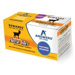 Answers Pet Food Answers Rewards Raw Goat Cheese w/ Turmeric