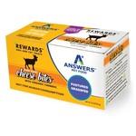 Answers Pet Food Answers Rewards Raw Goat Cheese w/ Turmeric