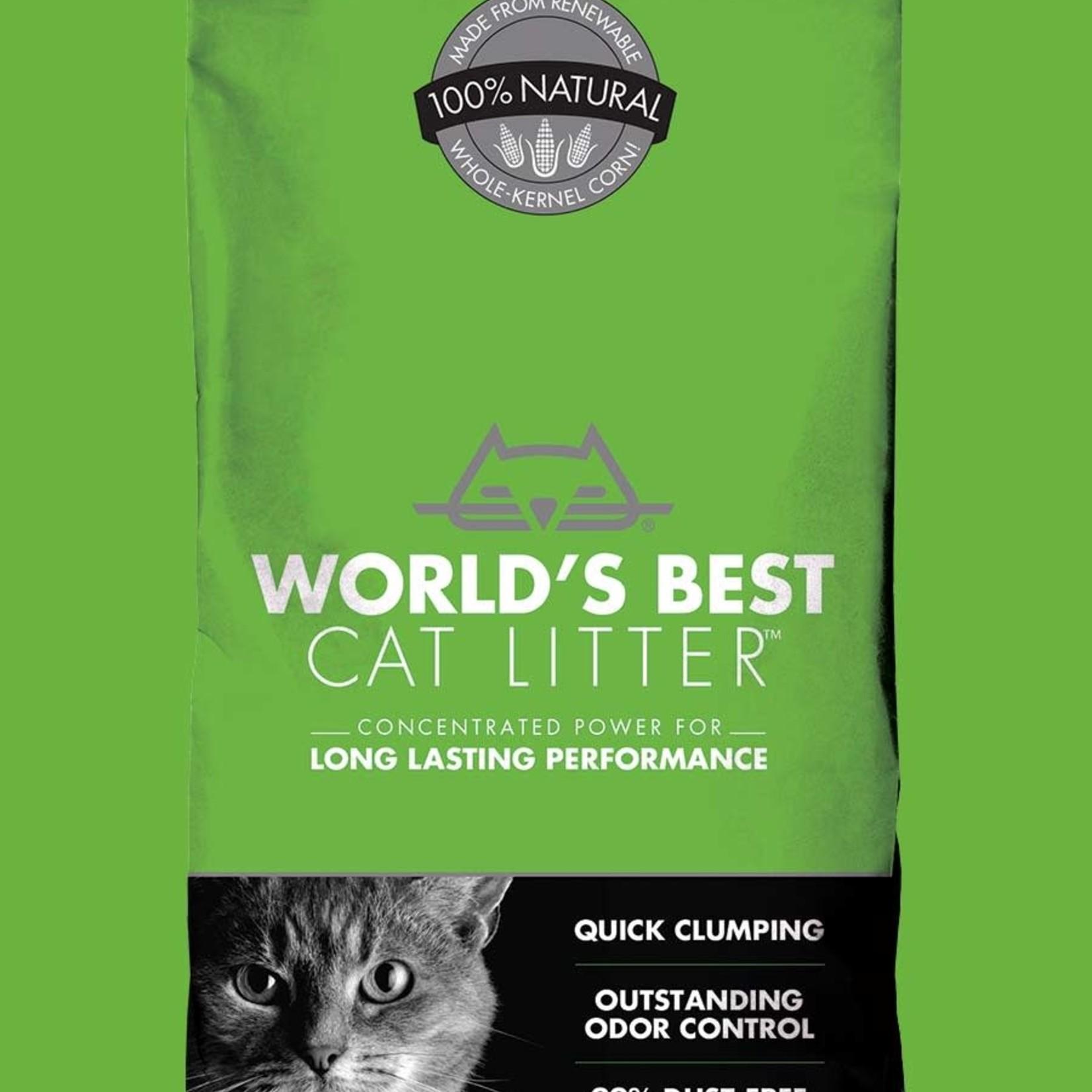 World's Best Litter Worlds Best Litter Clumping Green 7#
