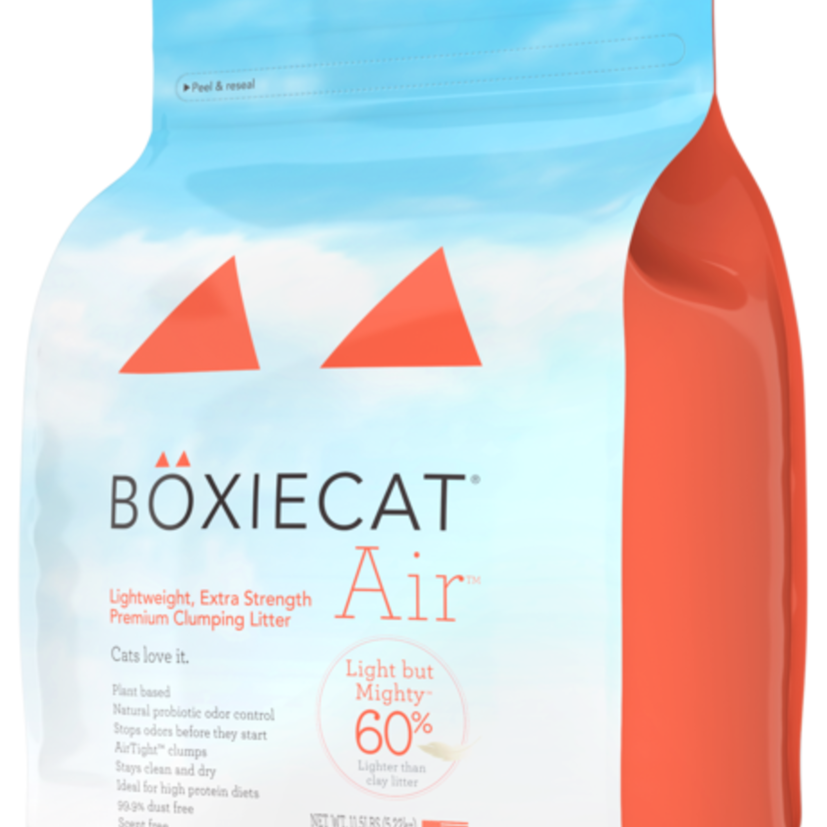 Boxie Cat Boxie Cat Air Lightweight Litter Extra Strength 11.5 #