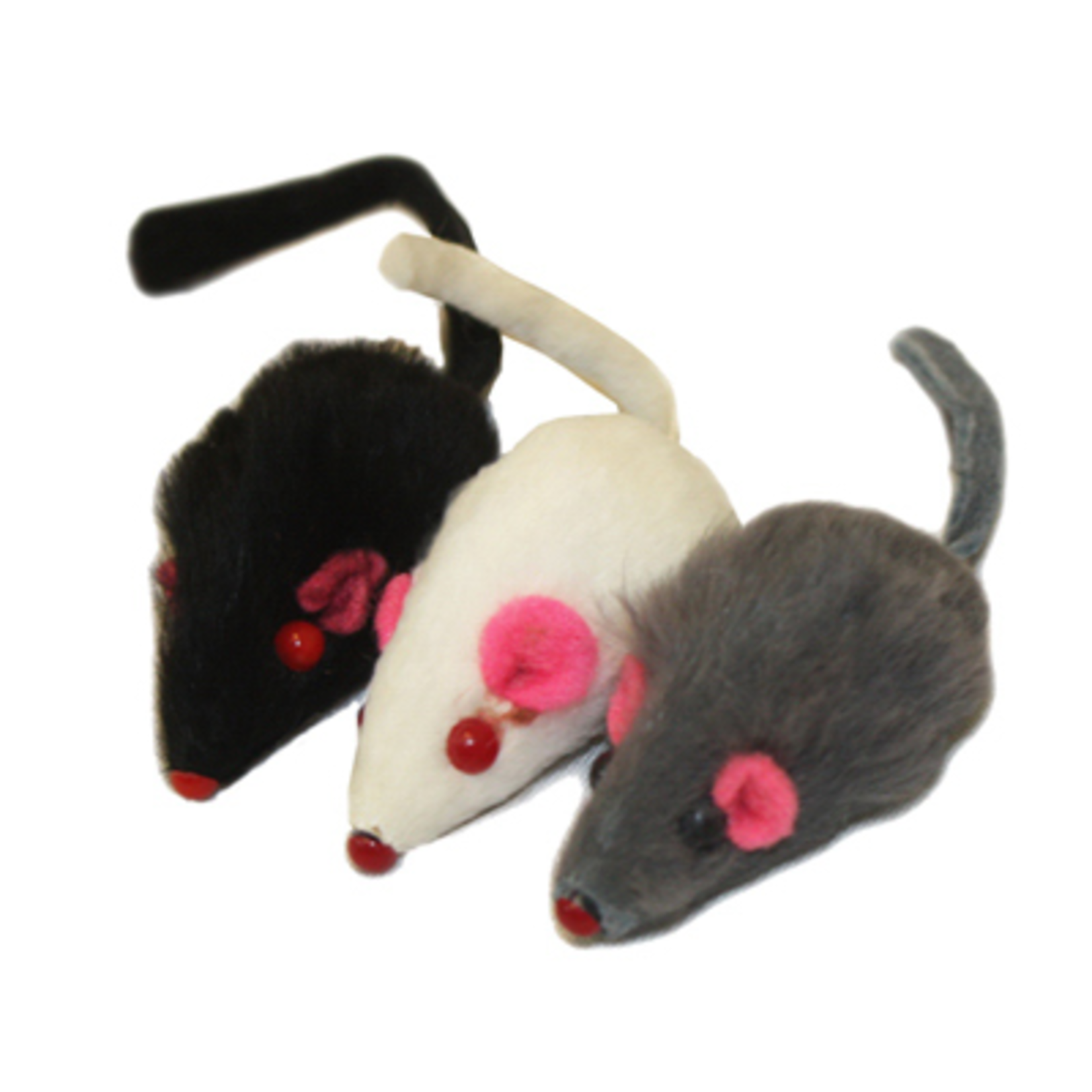Multipet Multipet Cat Rascals Fur Mice (Single)