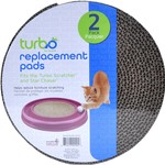 Bergan Bergan Turbo Cat Scratcher Pad Replacement 2 PACK