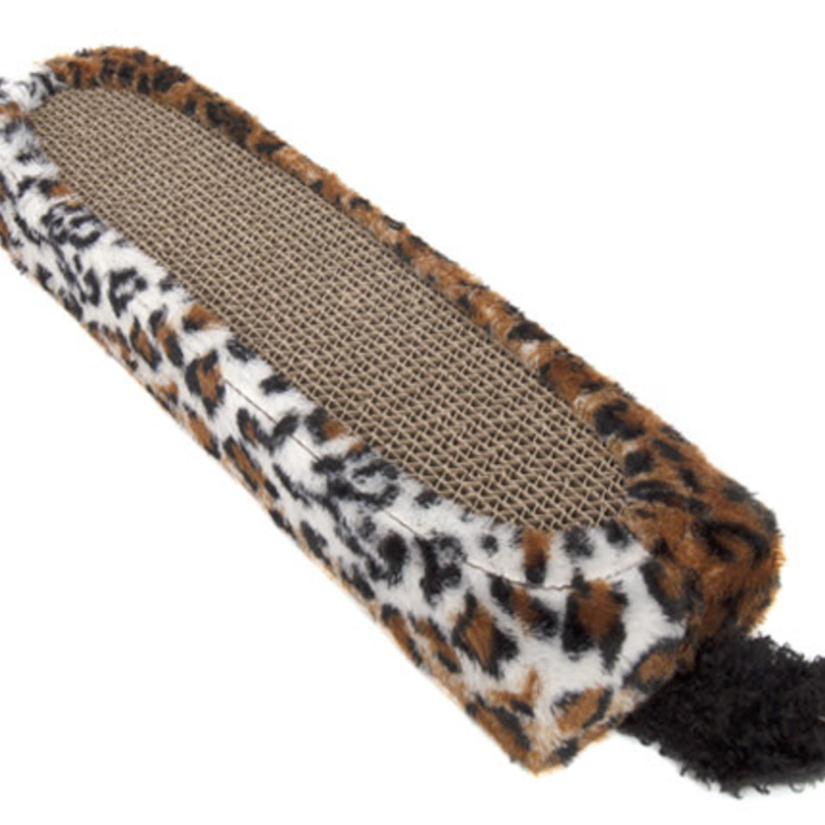 Ware Mfg. Corrugated Wild Cat Door Hanger with Scratch Pad