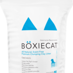 Boxie Cat Boxie Cat Clay Litter Scent Free 16#