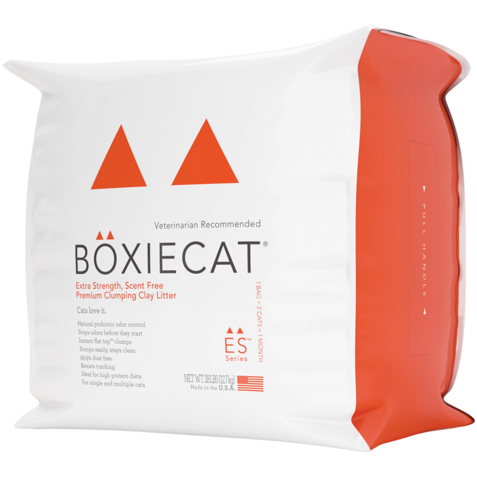 Boxie Cat Boxie Cat Clay Litter Extra Strength 28#
