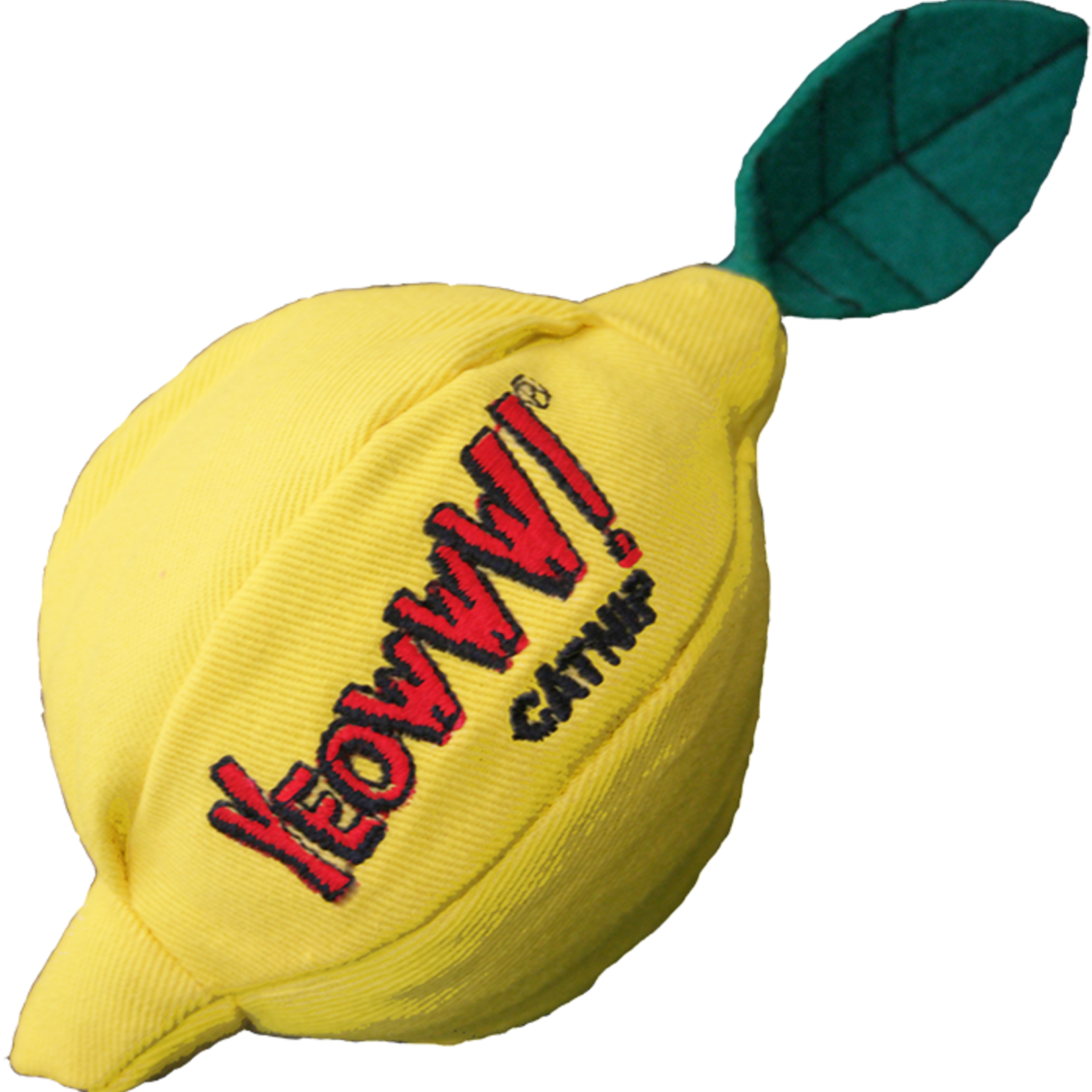 Ducky World Inc. Ducky World Yeow! Catnip Lemon