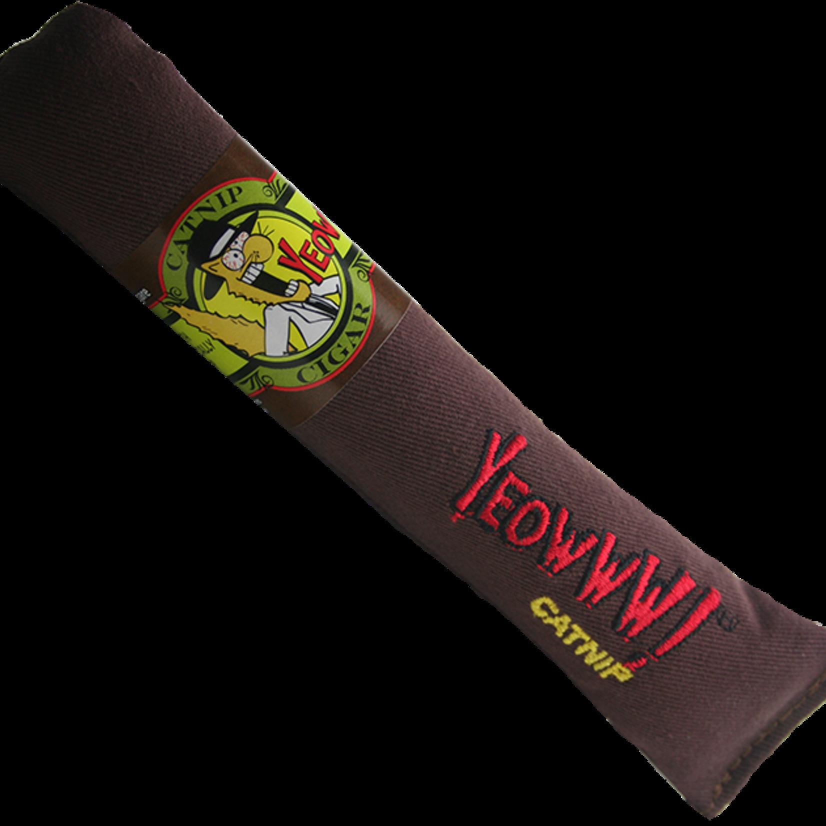 Yeoww Ducky World Inc. Ducky World Yeow! Catnip Cigar