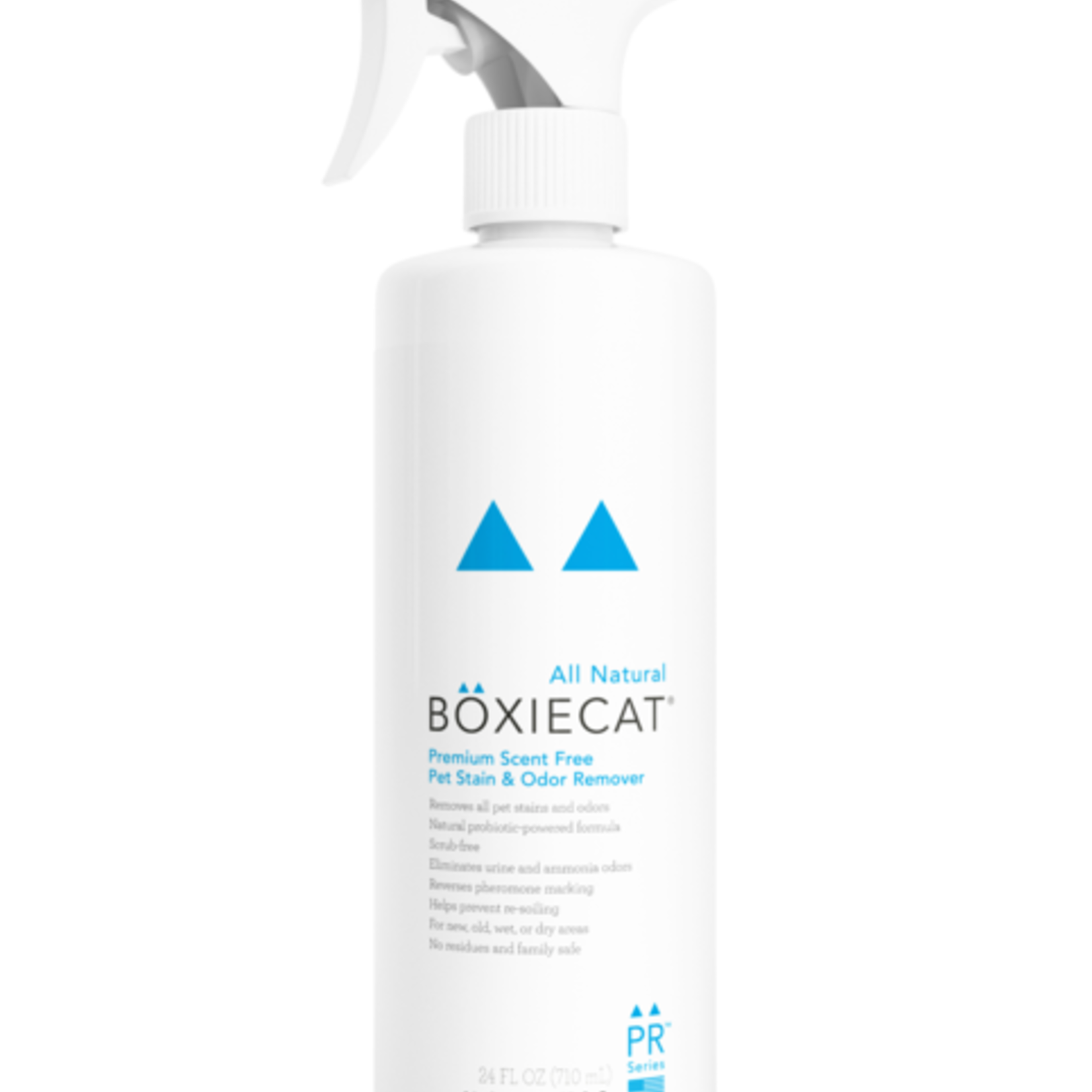 Boxie Cat Boxie Cat Scent-Free Stain & Odor Remover 24 oz