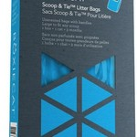 Boxie Cat Boxie Cat Scoop & Tie Litter Bag 120 COUNT
