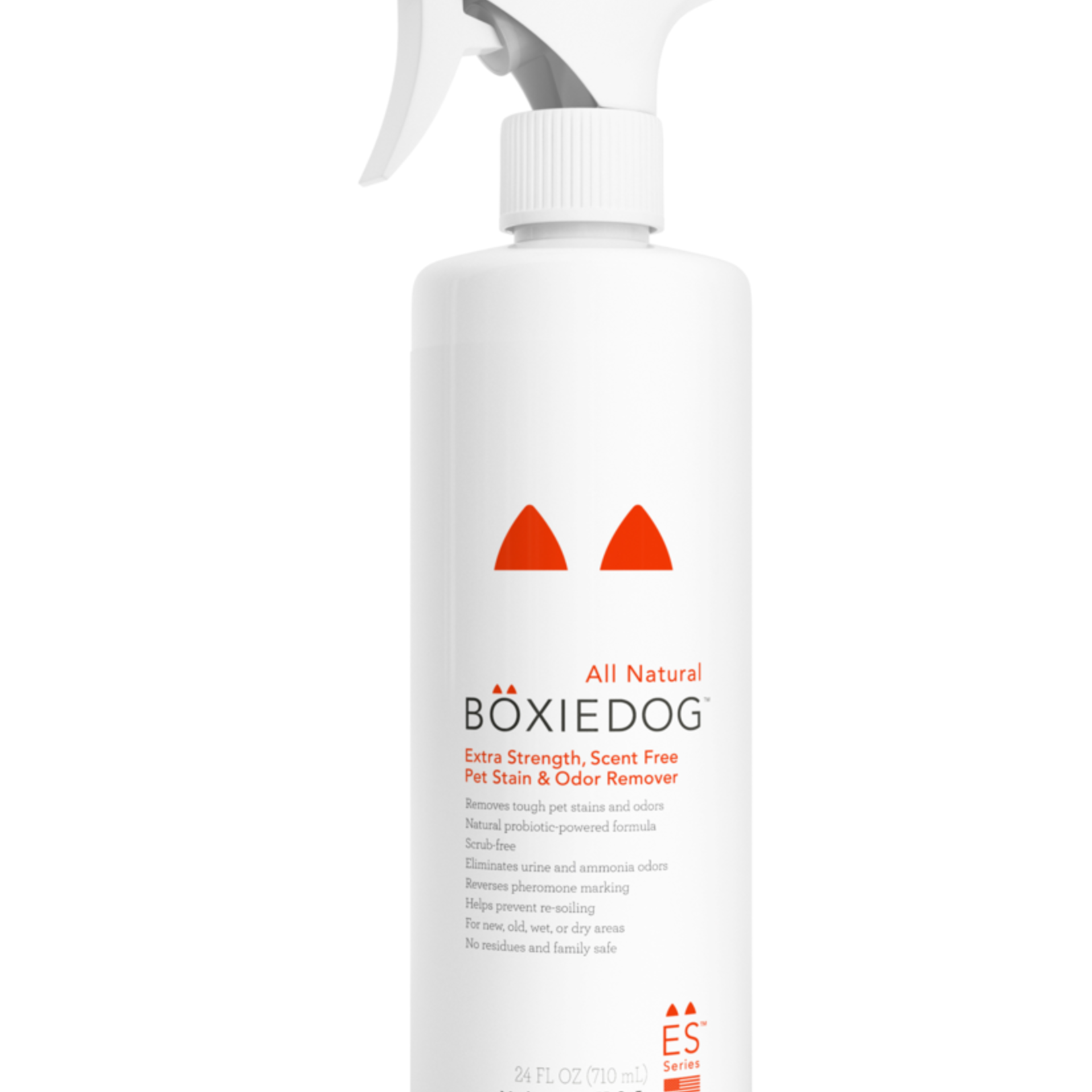 Boxie Cat Boxie Dog Extra Strength Stain & Odor Remover 24 oz
