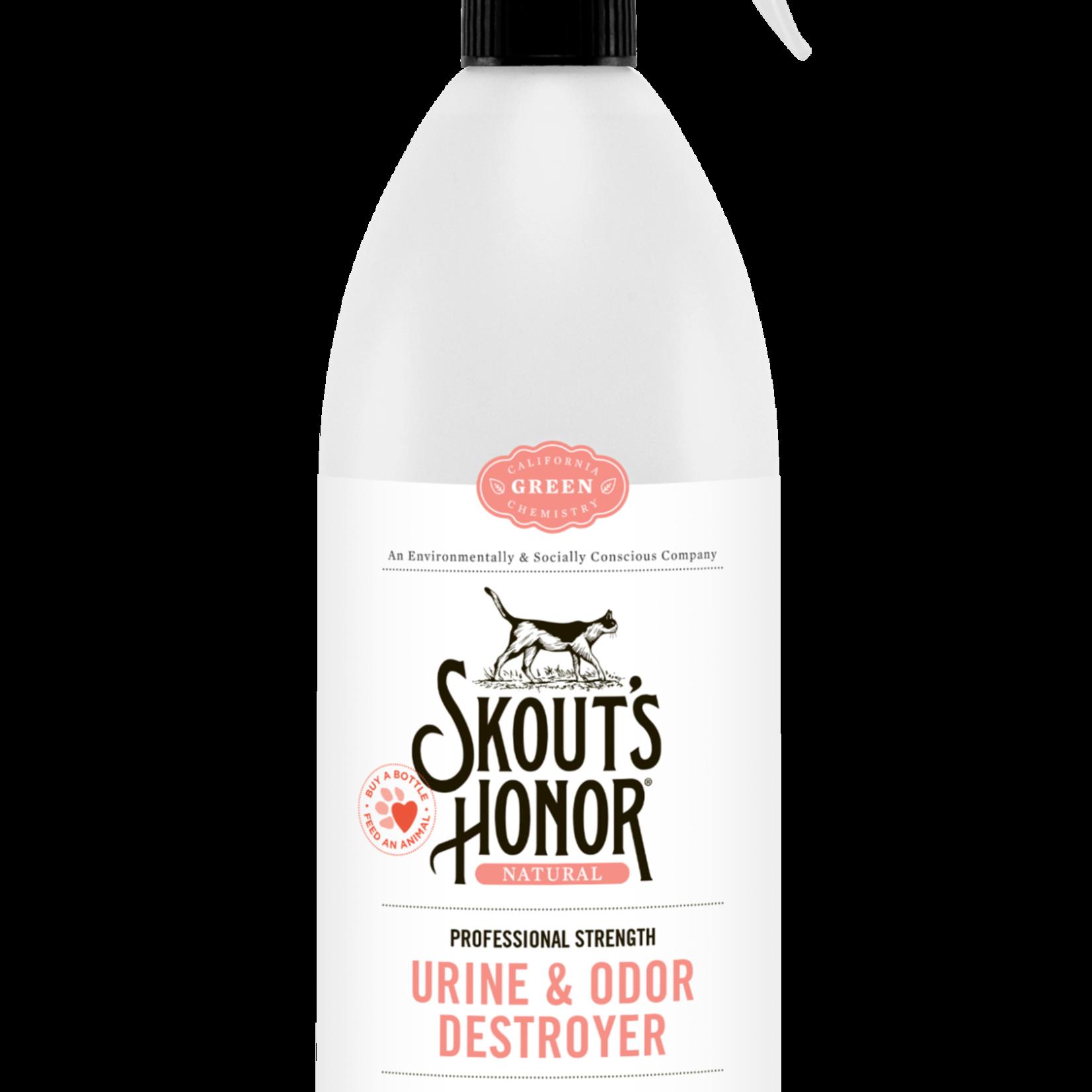Skouts Honor Skouts Honor Cat Urine & Odor Destroyer 35 OZ