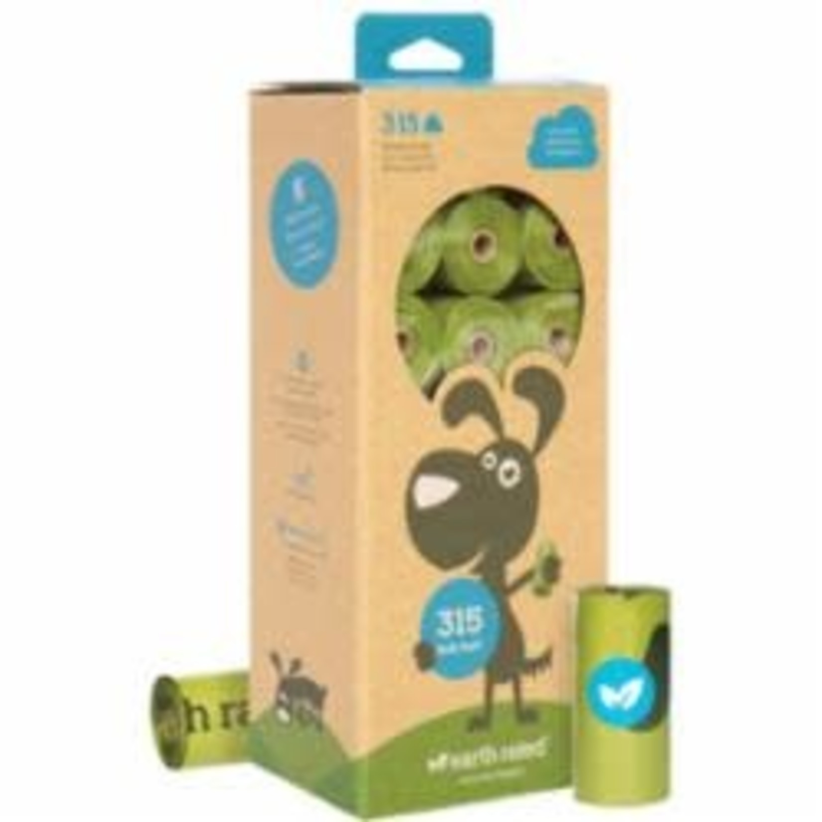 Earth Rated Earth Rated Bio Poop Bag Rolls Unscented 21 Pack