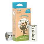 Earth Rated Earth Rated Compostable Poop Bag Rolls 4 Pack