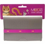 Messy Mutts Messy Mutts Cat Silicone Litter Mat Grey