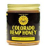 Colorado Hemp Honey Colorado Hemp Honey Turmeric & Black Pepper 6 OZ