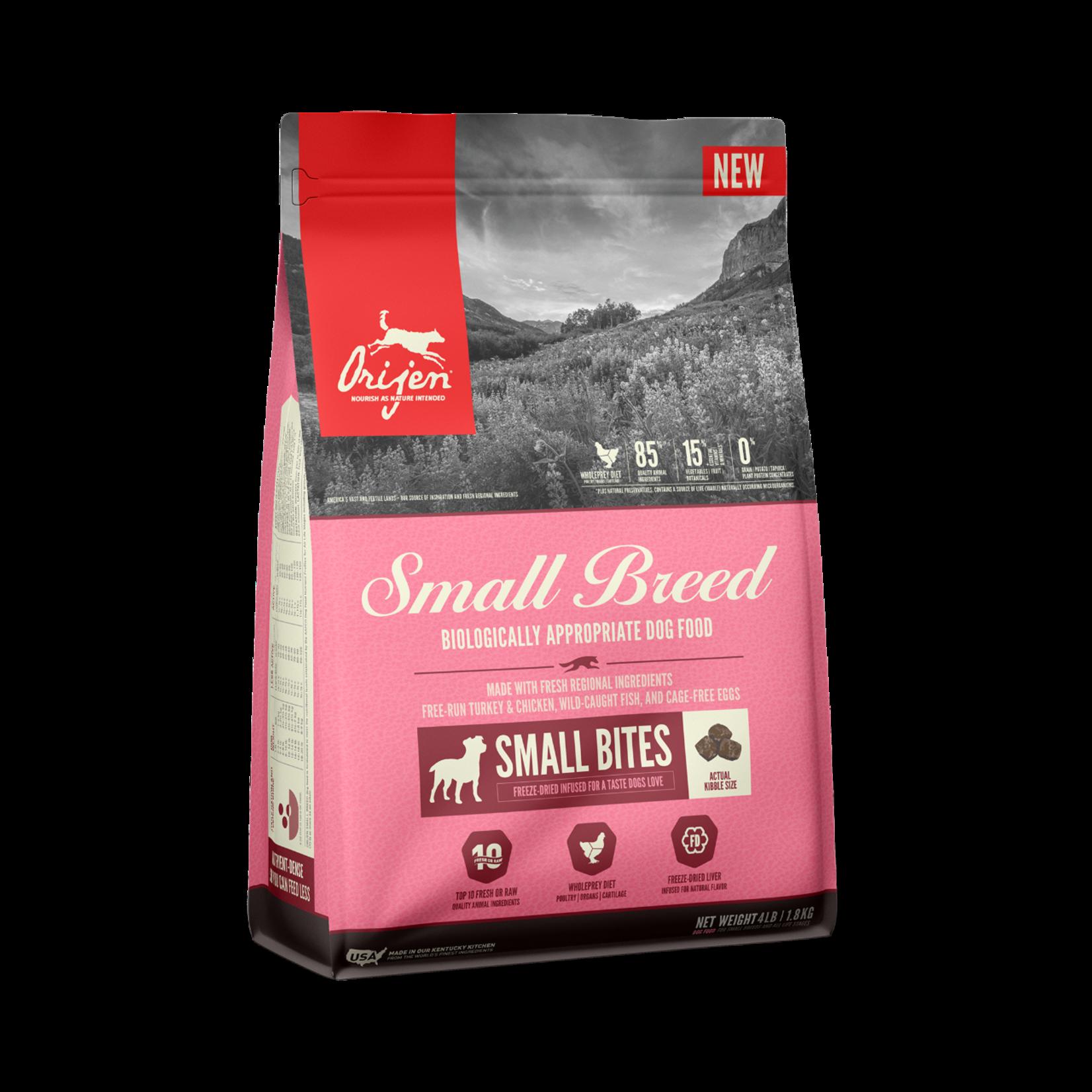 Champion Pet Foods Orijen Dog Small Breed 4#