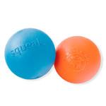 "Planet Dog Planet Dog Squeaker Ball Orange 3"""