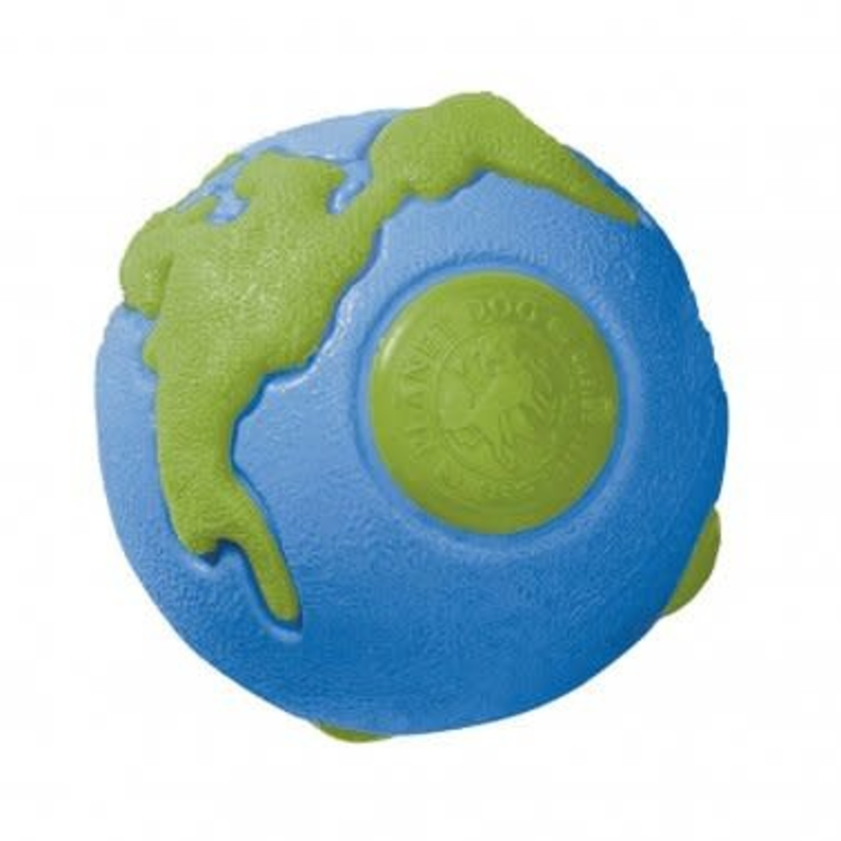 Planet Dog Planet Dog Orbee Ball Blue/Green Small