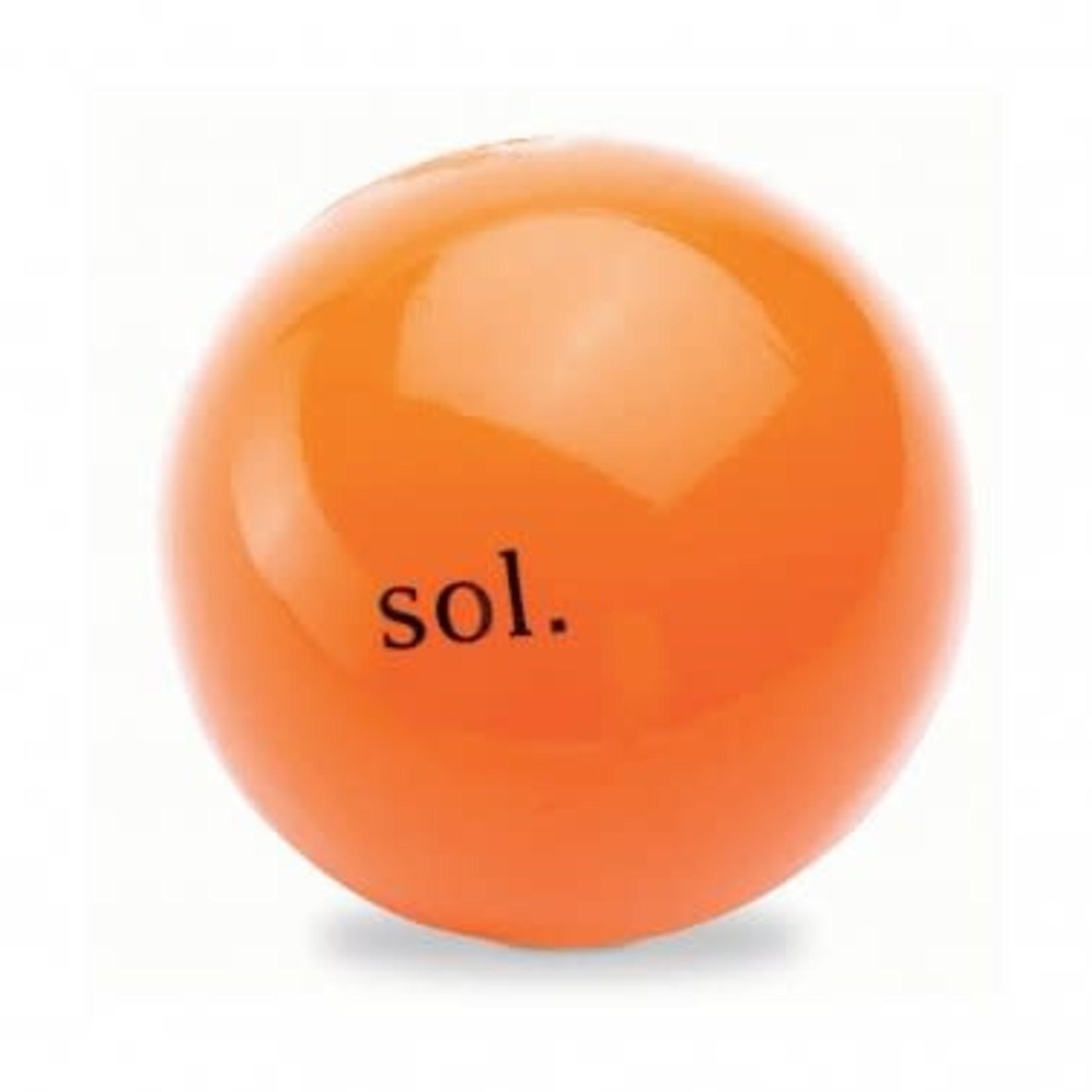 Planet Dog Planet Dog Sol Ball Orange