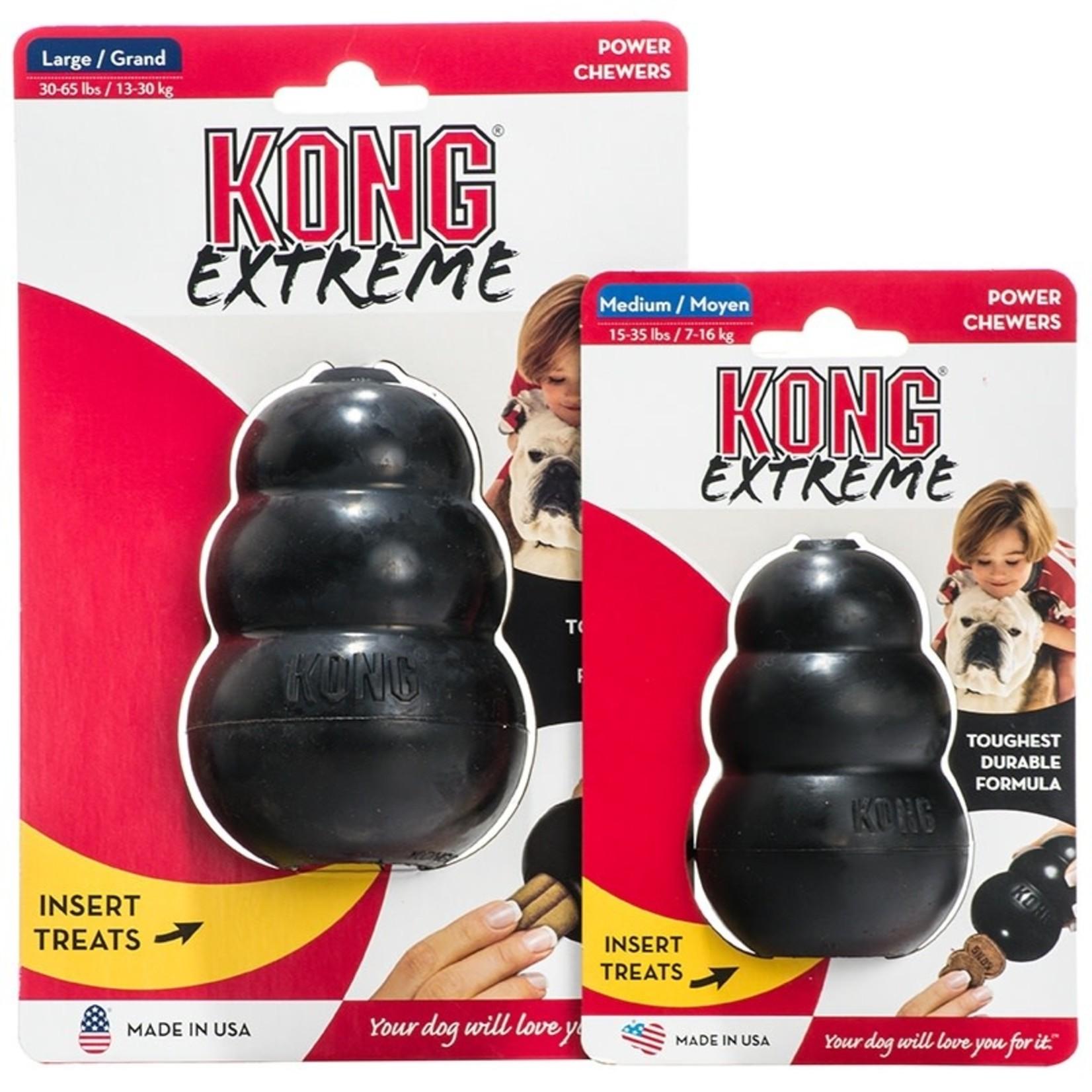 Kong Company Kong Extreme Black Small