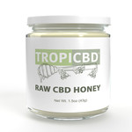 Mount Ara | TropiCBD TropiCBD CBD Honey Spread 1.5 OZ 75 MG