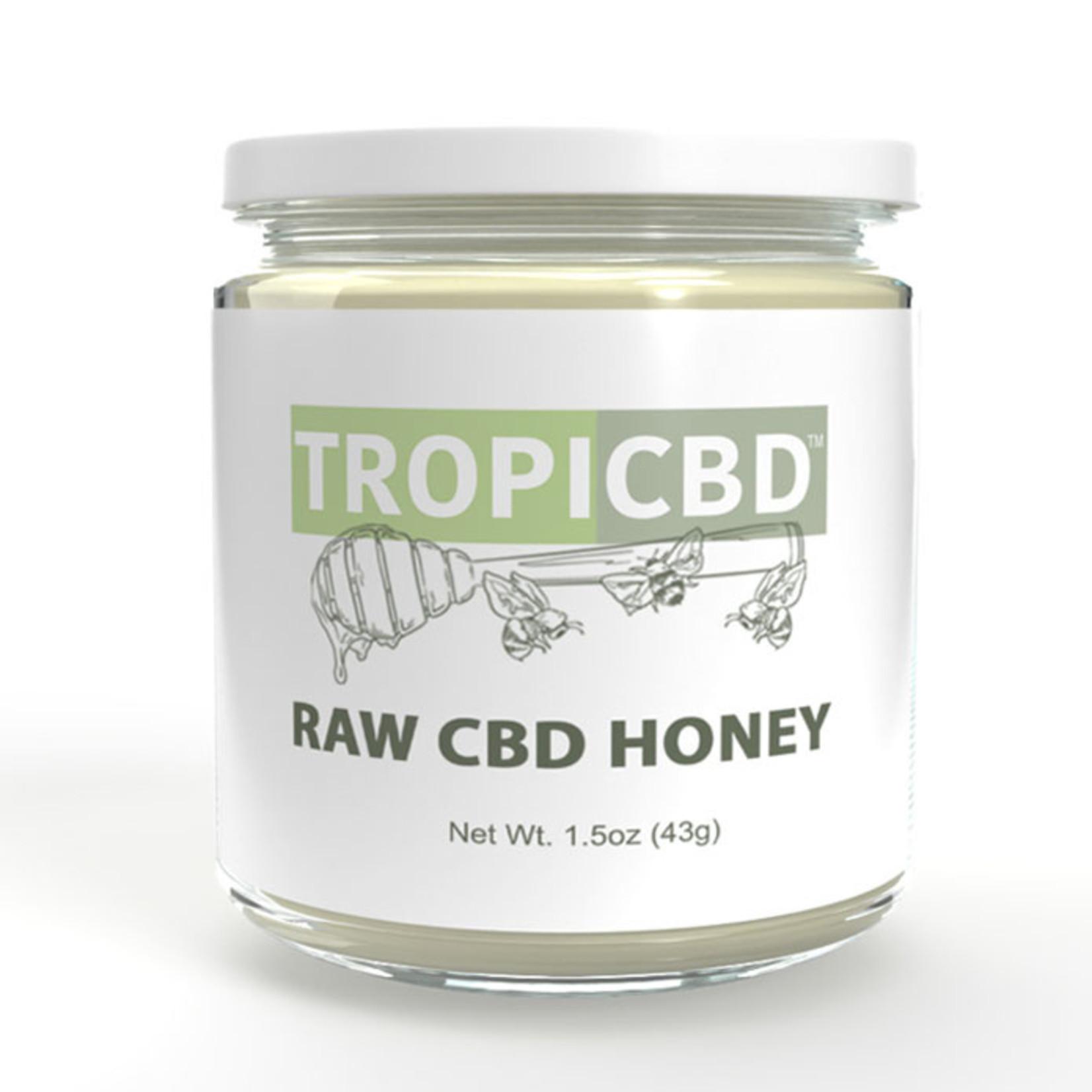 Mount Ara   TropiCBD TropiCBD CBD Honey Spread 1.5 OZ 75 MG