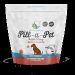 Green Coast Pet Green Coast Pet Dog Bacon Pill-A-Pet 60 Count