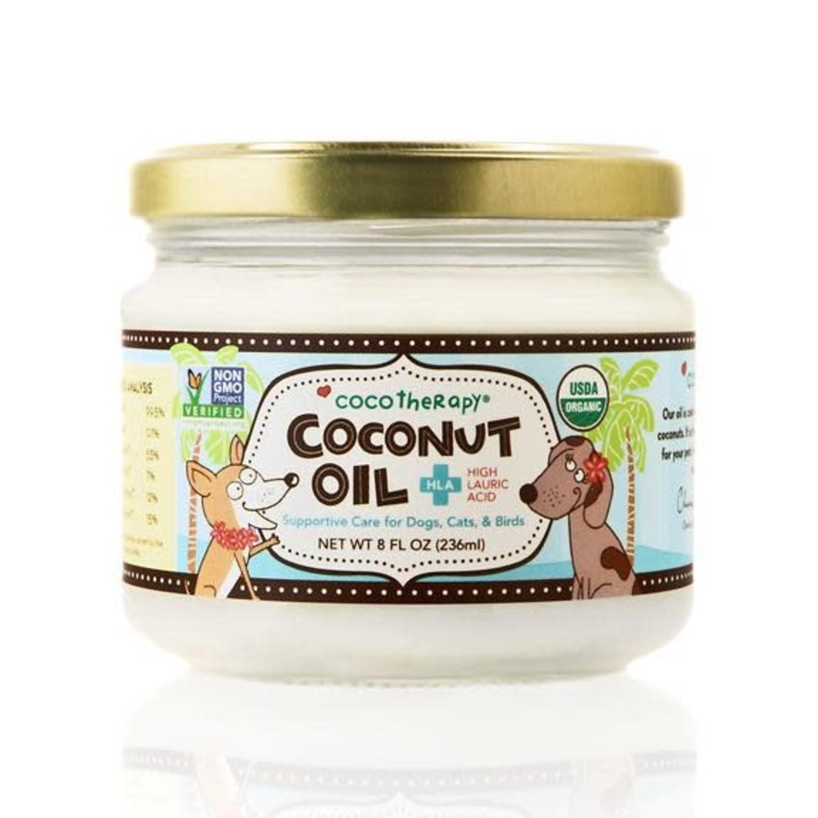 Coco Therapy Coco Therapy Coconut Oil 8 OZ
