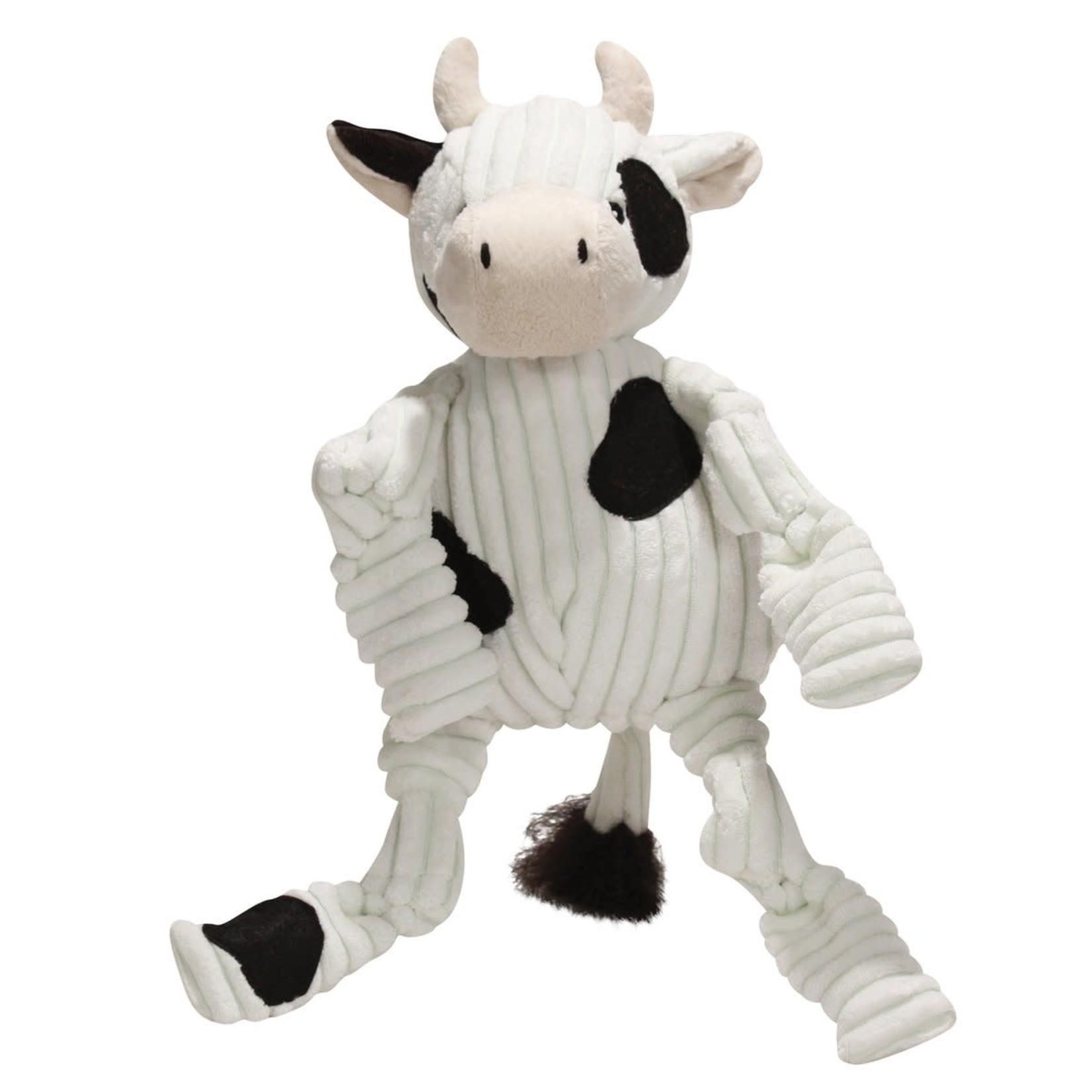 HuggleHounds Hugglehounds Dog Knotties Barn Cow Large