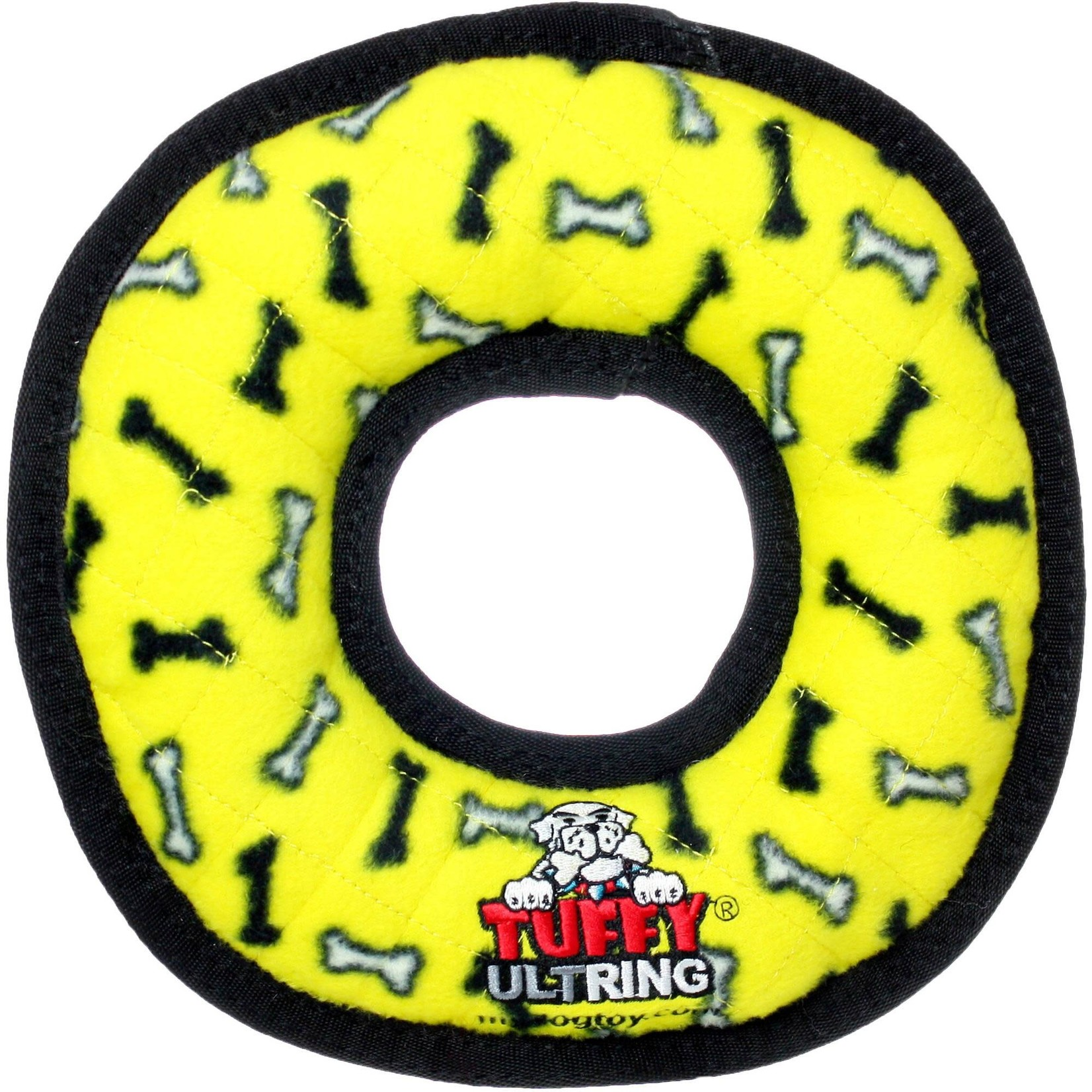 VIP Products / Tuffy VIP Tuffy's Ultimate Ring Yellow