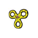 VIP Products / Tuffy VIP Tuffy's Junior 3 Way Tug Yellow Bones