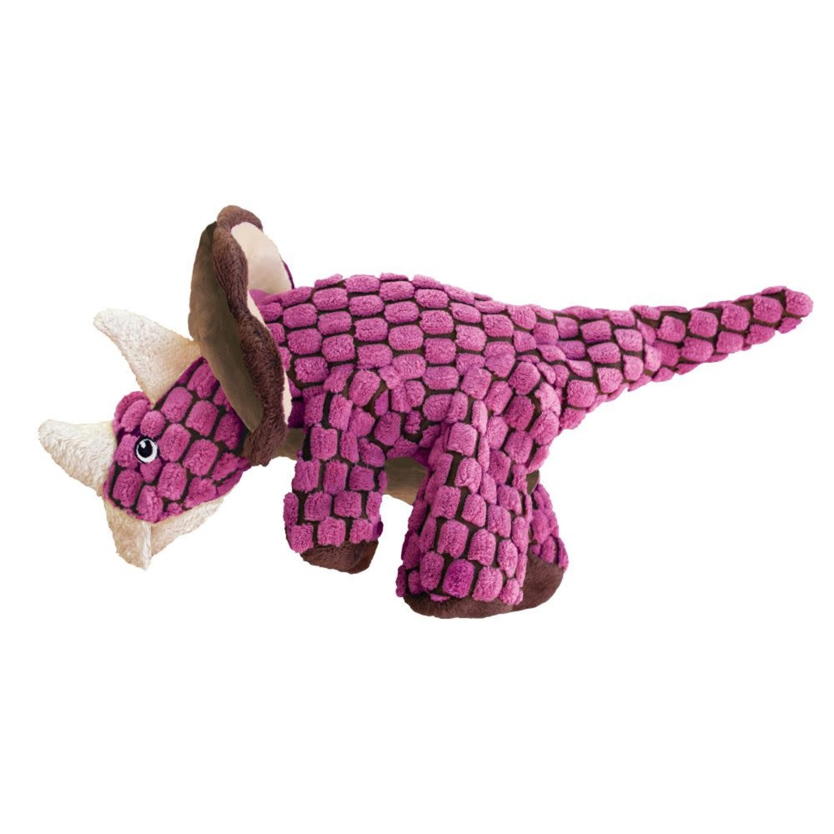 Kong Company Kong Dog Dynos Triceratops Large