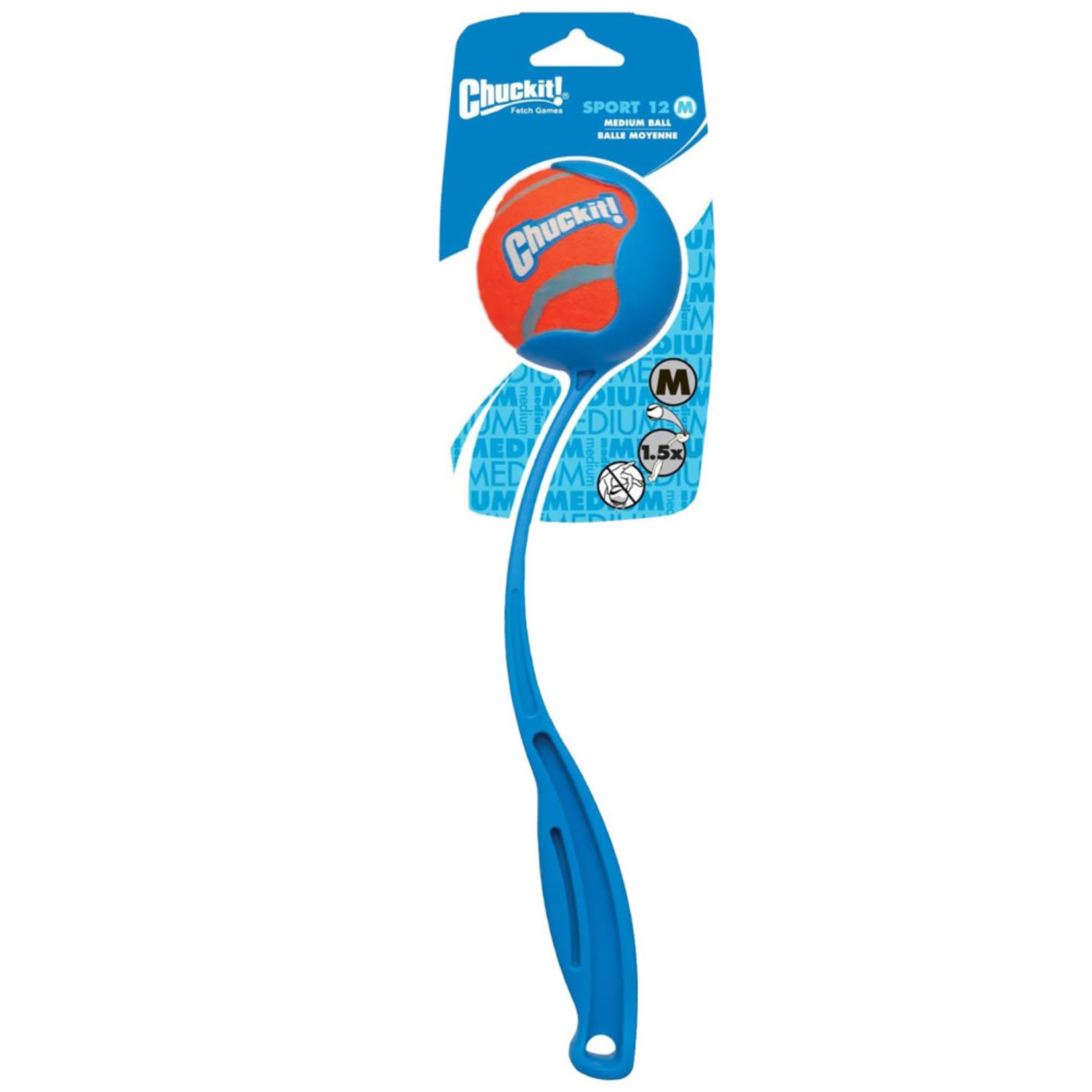 """Chuck-it Chuckit Dog Sport Ball Launcher 12"""" Medium"""