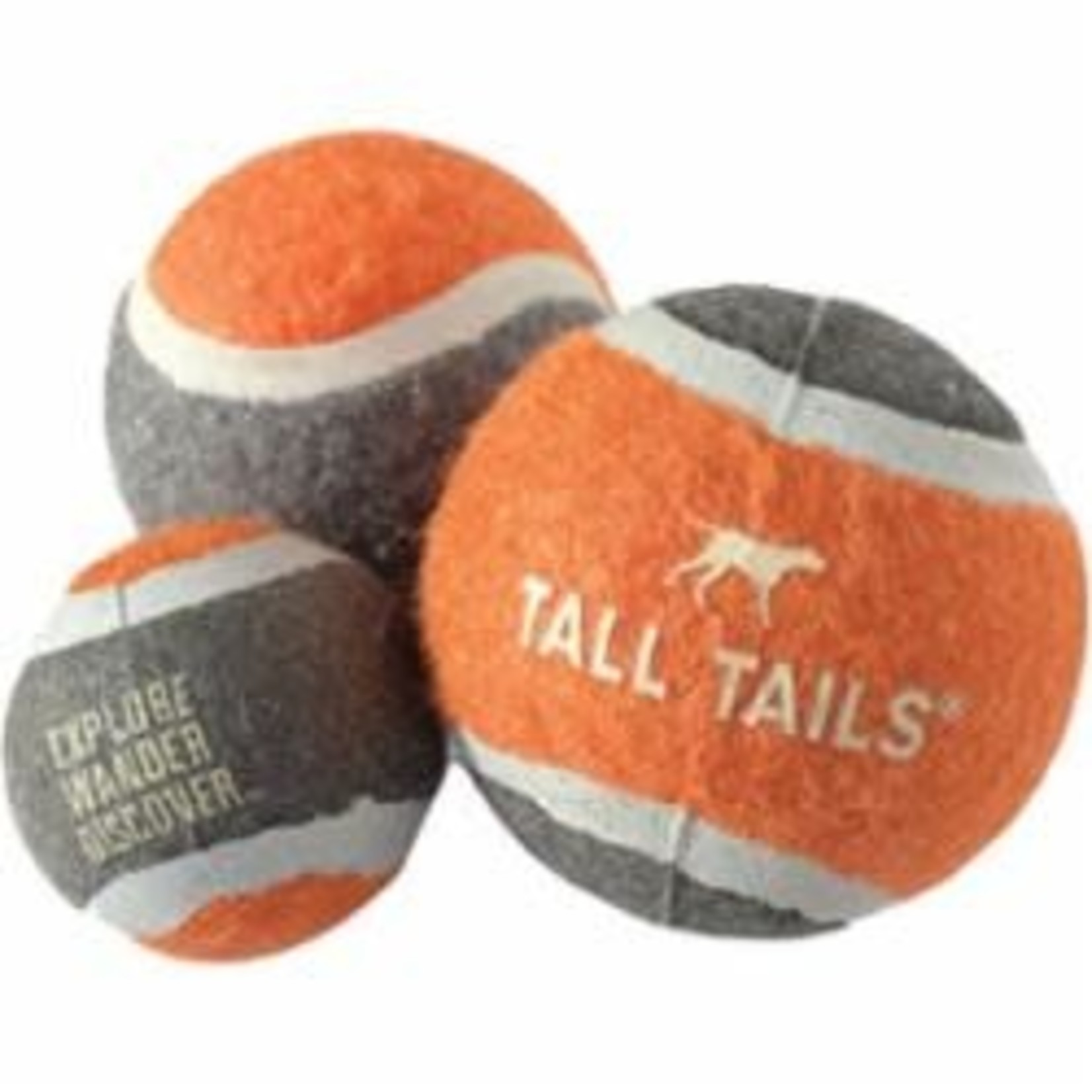 Tall Tails Tall Tails Dog Sport Ball Single Medium