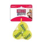 Kong Company Kong Air Dog Tennis Ball Extra Small 3 Pack