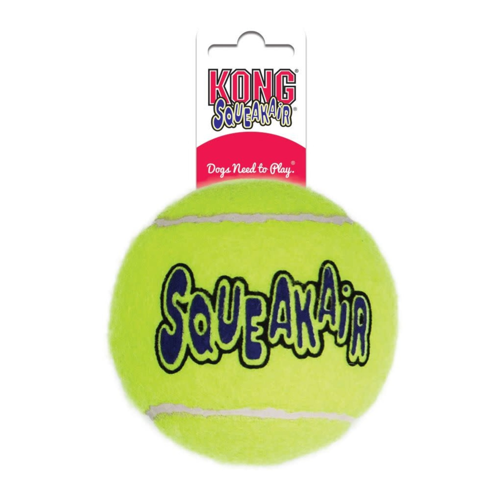 Kong Company Kong Air Dog Tennis Ball Large
