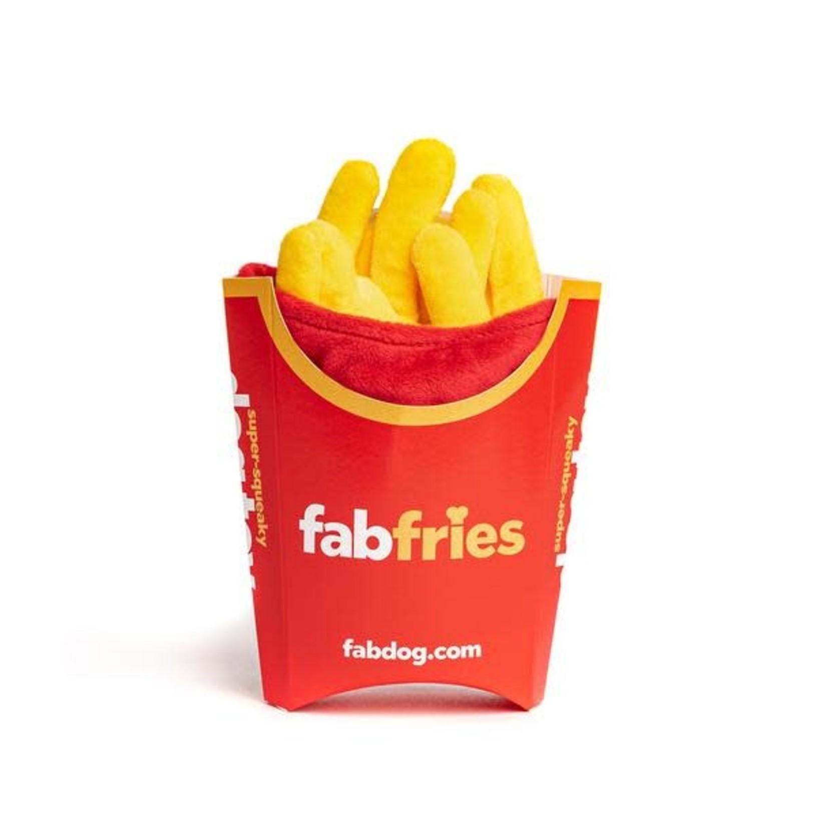 Fab Dog FAB DOG Super Squeaker French Fries