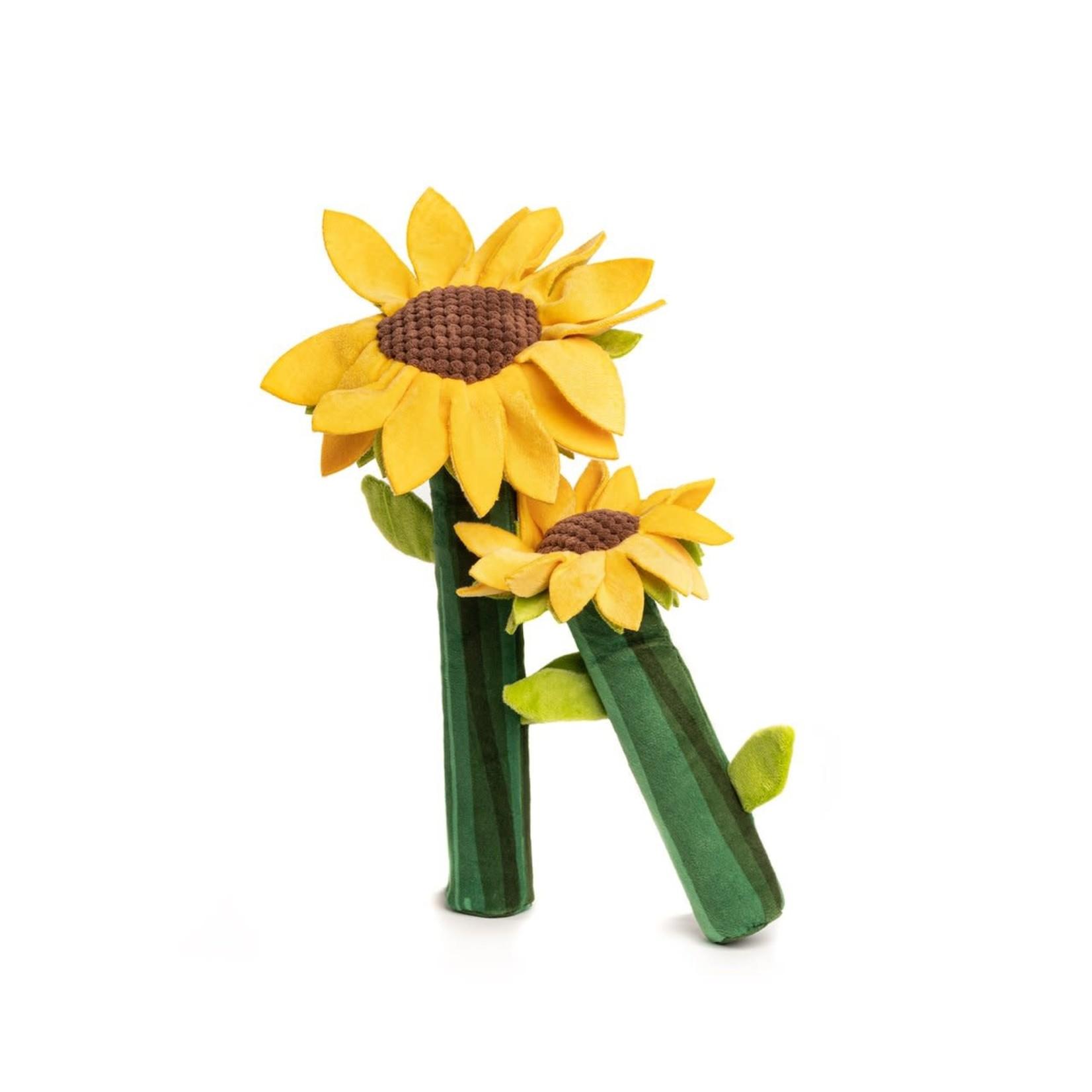 FabDog FAB DOG Bendie Sunflower Small