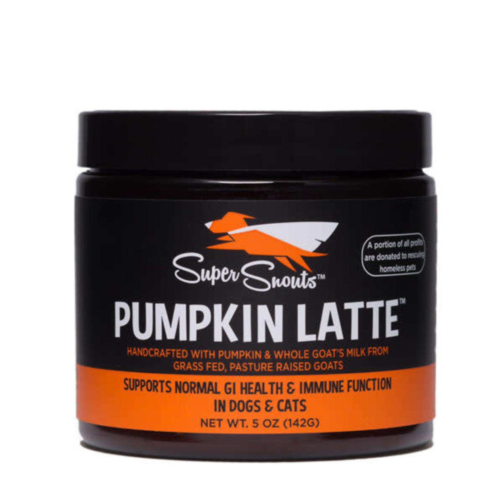 Diggin' / Super Snouts Super Snouts Pumpkin Latte 5 OZ