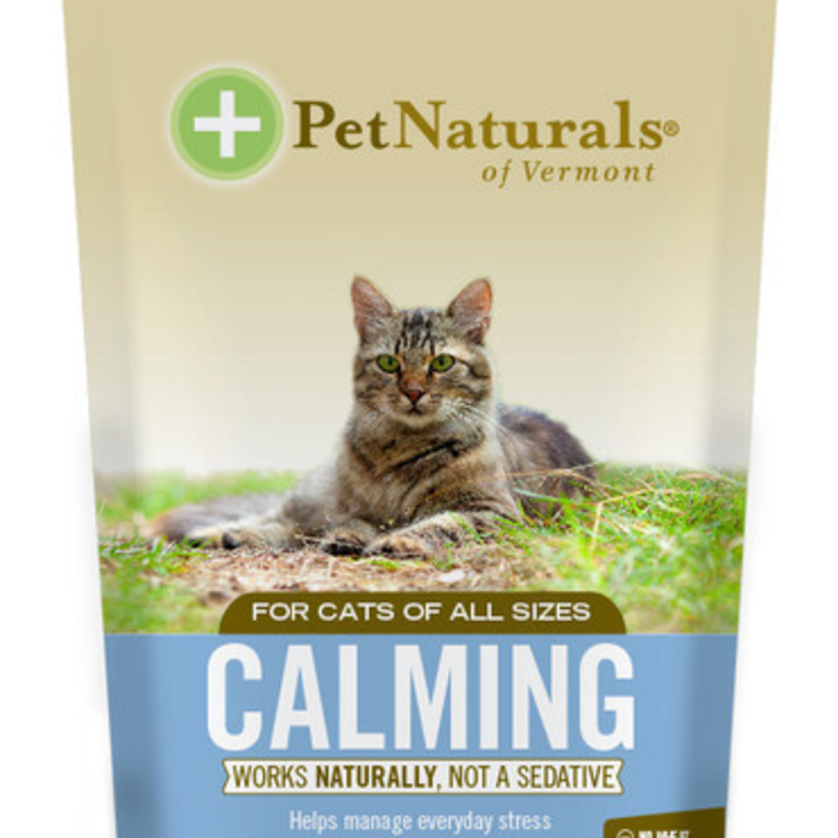 Pet Naturals Of Vermont Pet Naturals Cat Calming Support 30 Count