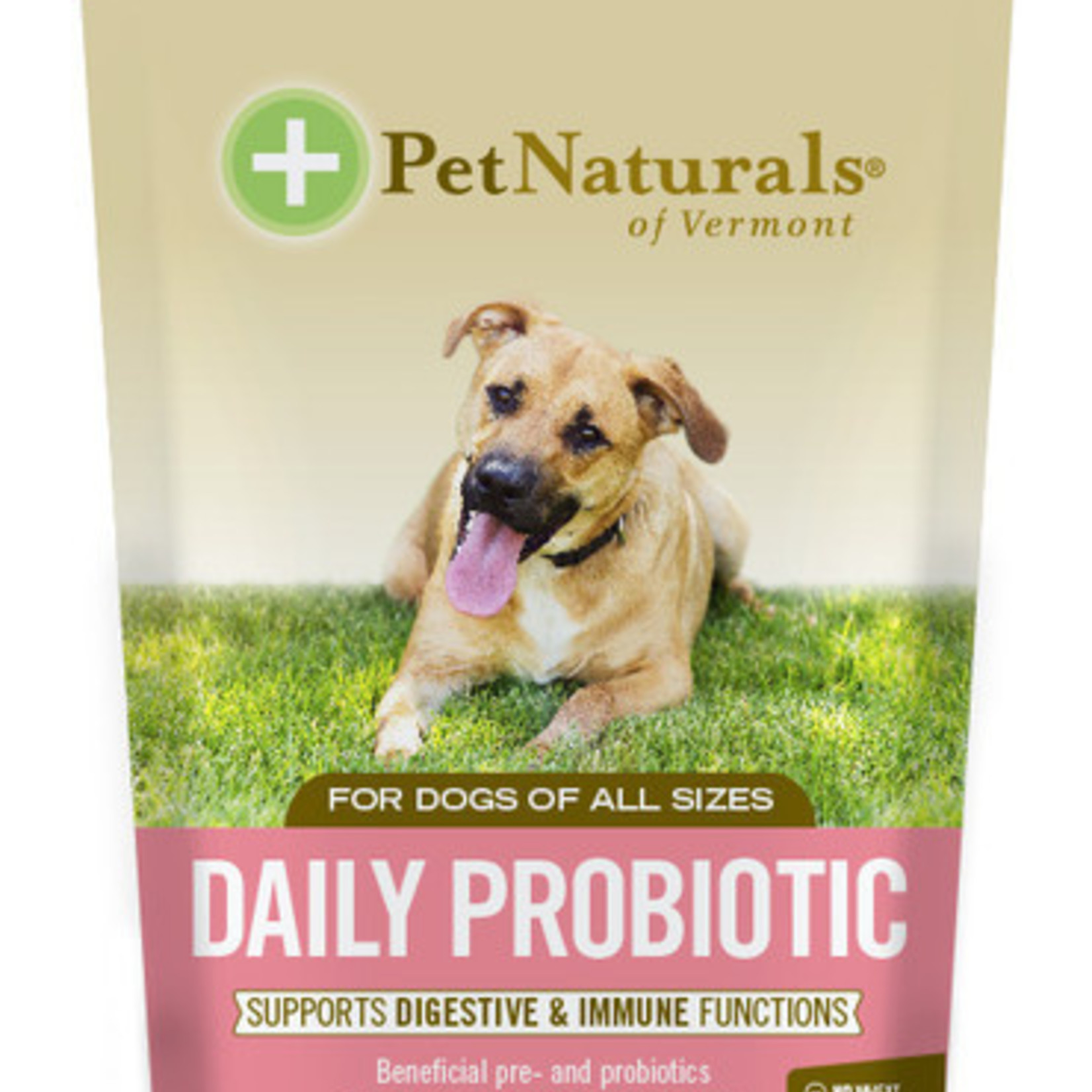 Pet Naturals Of Vermont Pet Naturals Dog Daily Probiotic Chew 60 Count