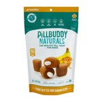 Complete Natural Nutrition Dog Pill Buddy Banana & Peanut Butter 30 Count