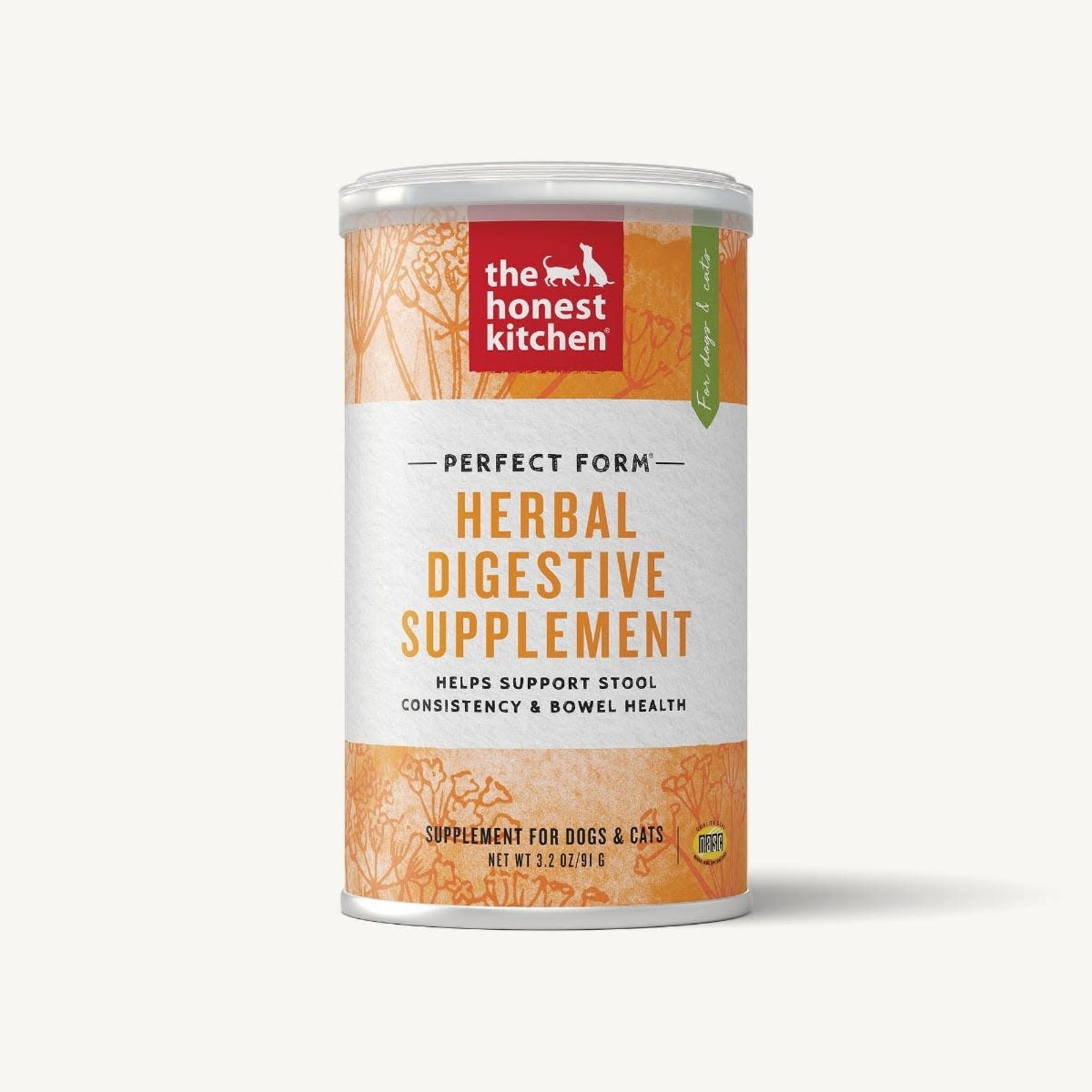 The Honest Kitchen Honest Kitchen Perfect Form Herbal Digestive Supplement 3.2 OZ