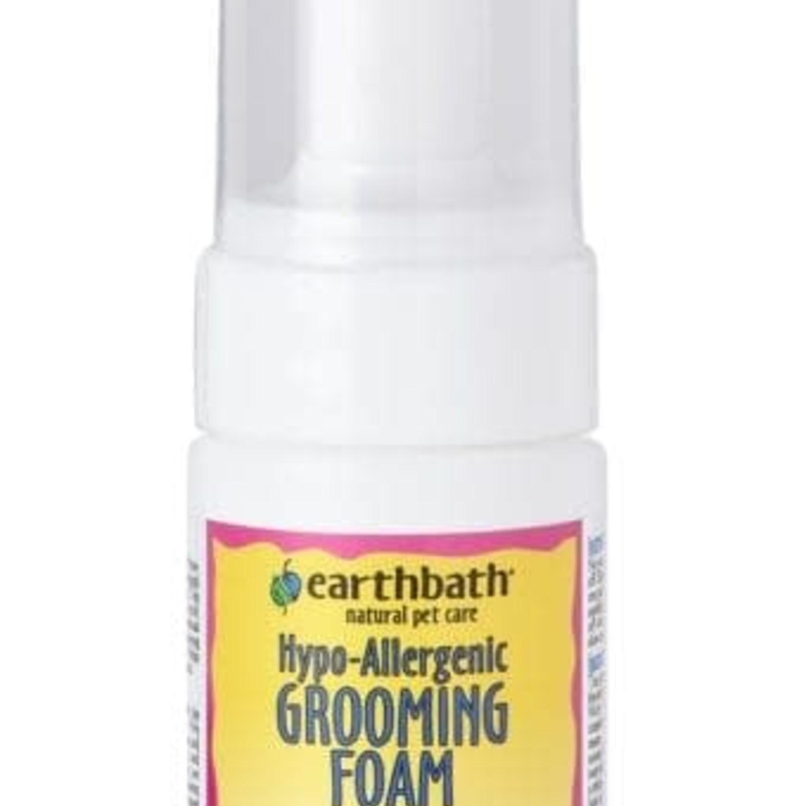 Earth Bath / Shea Pet Earth Bath Cat Grooming Foam Hypo-Allergenic 4 OZ