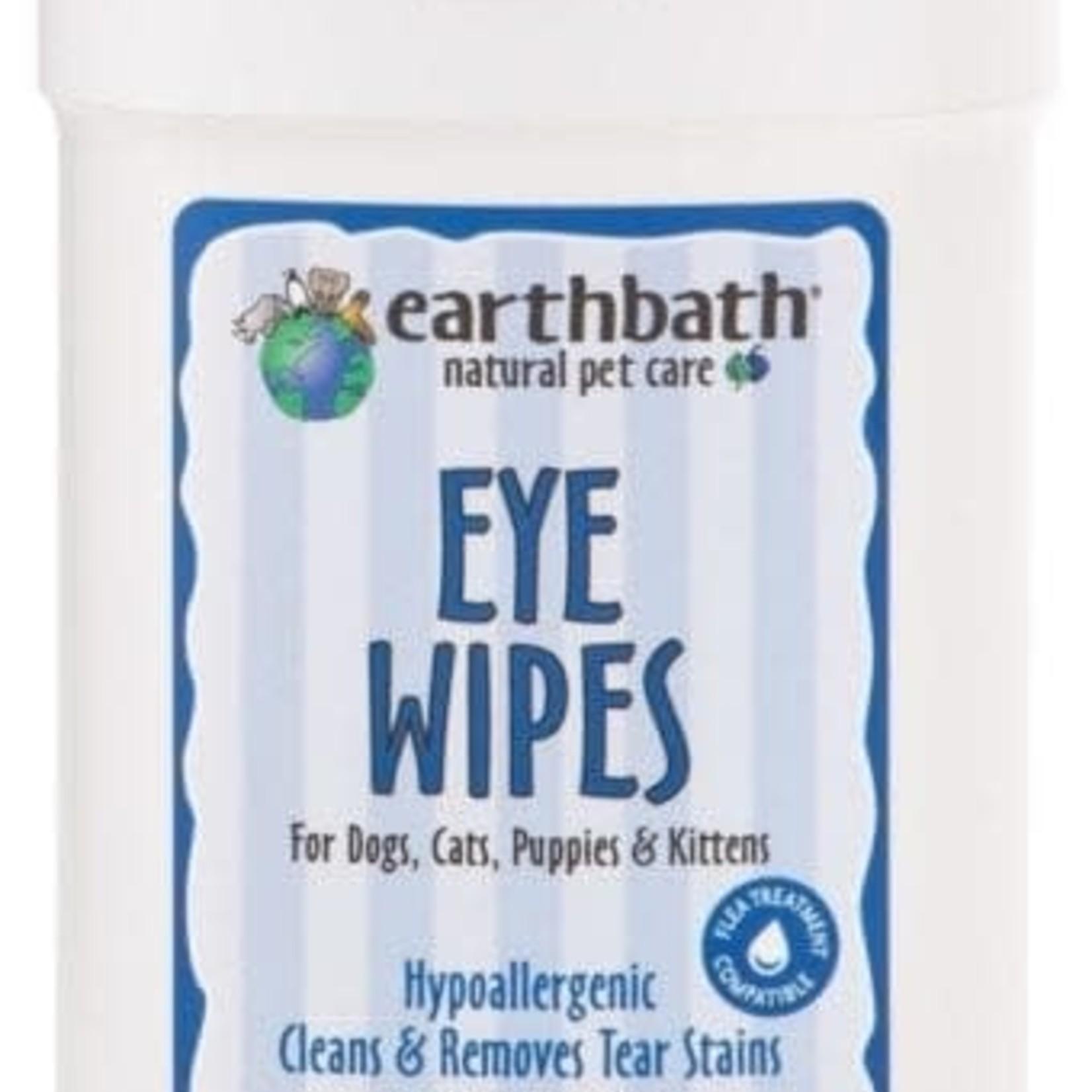 Earth Bath / Shea Pet Earth Bath Dog & Cat Eye Wipes 25 Count