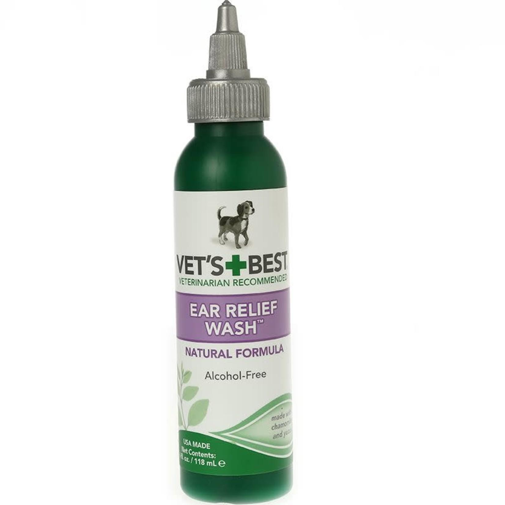 Vet's Best Vets Best Ear Relief Wash 4 OZ