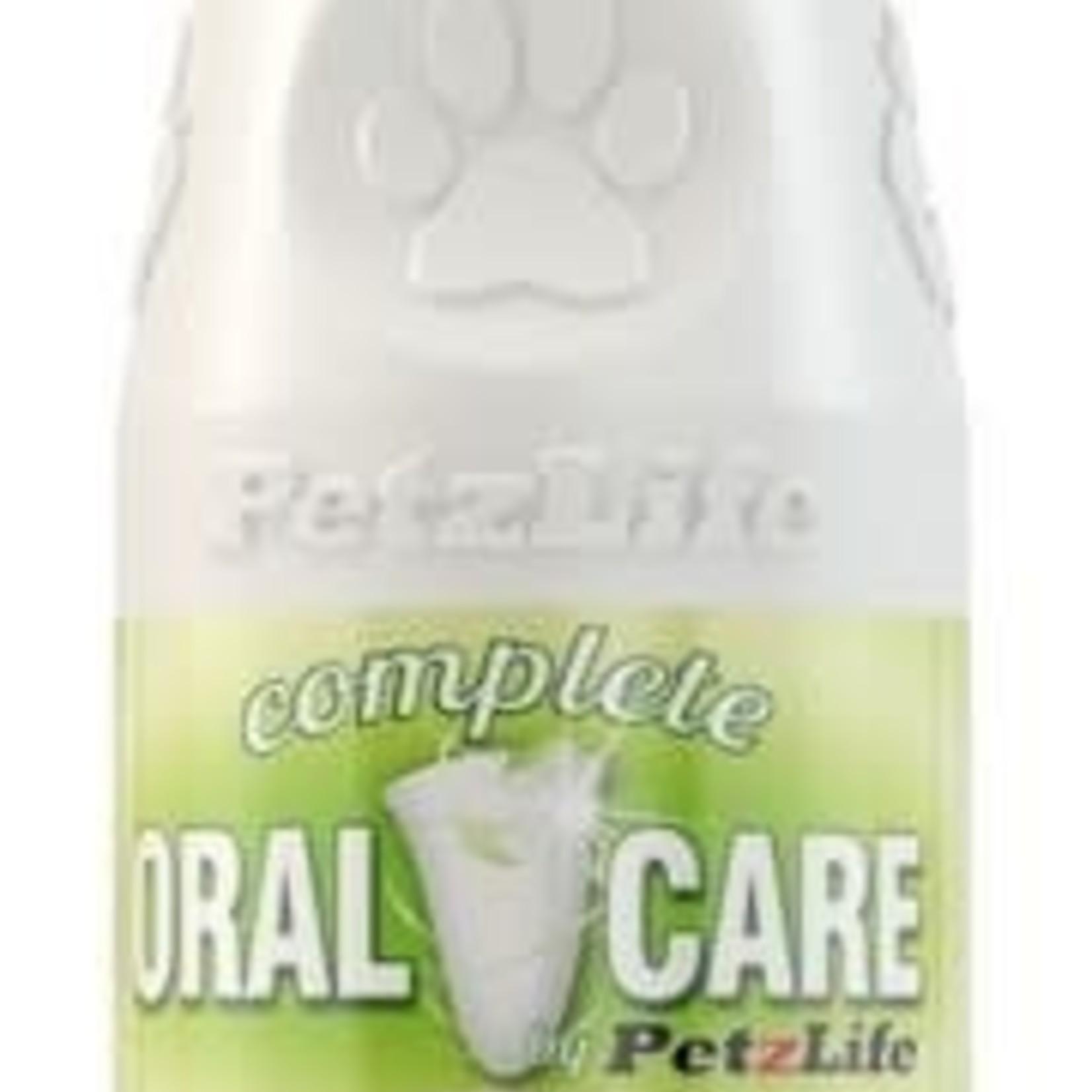 Petzlife PetzLife Oral Care Gel Salmon 4 OZ