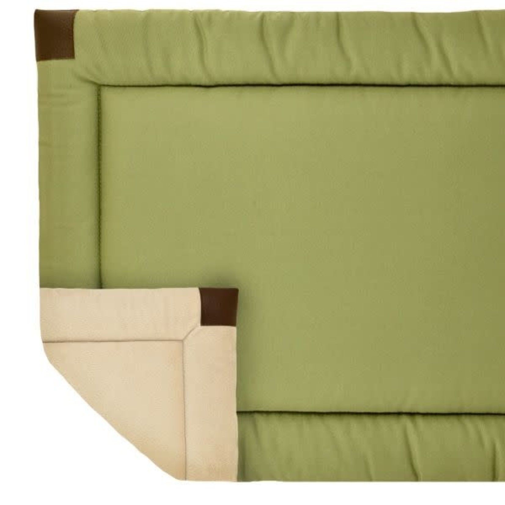 """Tall Tails Tall Tails Classic Crate Pad Sage Large 36"""" x 23"""""""