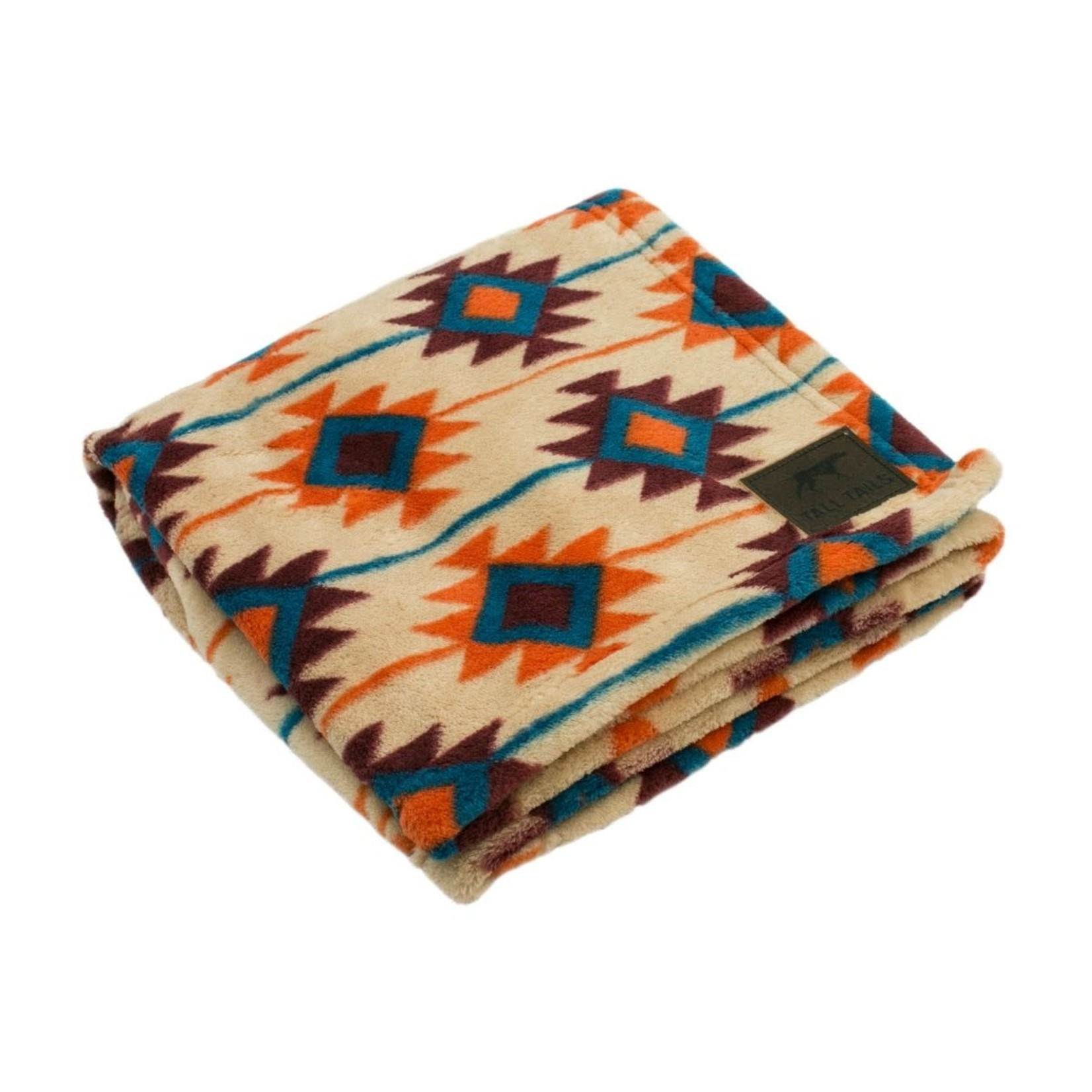 """Tall Tails Tall Tails Southwest Dog Blanket 30"""" x 40"""""""